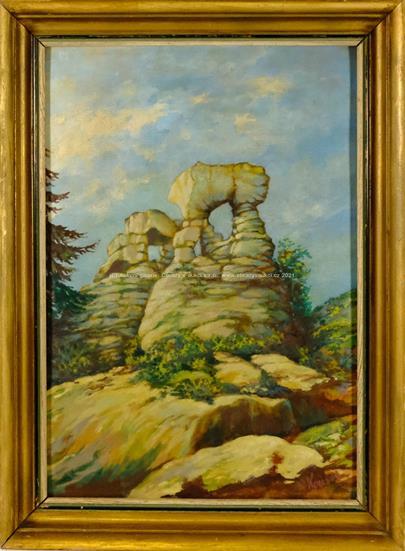 Jan Kousal - Trosky hradu