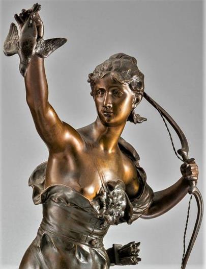 Jean - Baptiste Germain - Diana na lovu