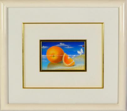 Kynzl - Pomeranče na pobřeží