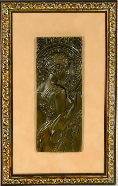 Alfons Mucha - La primavere