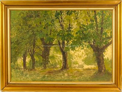 Roman Havelka - Alej stromů