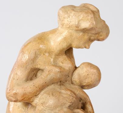 Josef Mařatka - Matka s dítětem