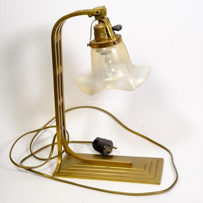 20. století - Lampa elegantní