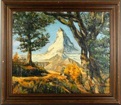 J.M.V.D. Pol - Matterhorn