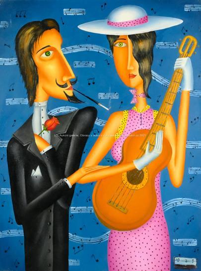 Vardosanidze - Dostaveníčko s kytarou