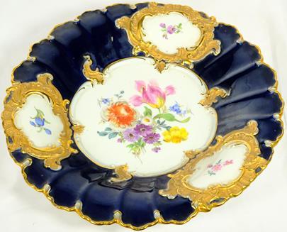 Míšeň - Dekorativní talíř