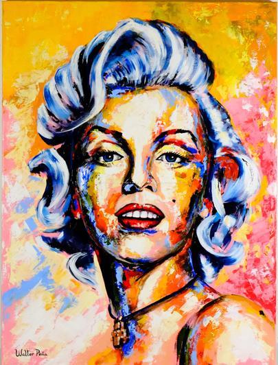 Walter Peňa - My Marilyn Monroe