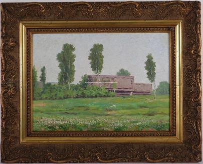 Karel Langer - Louka za domem