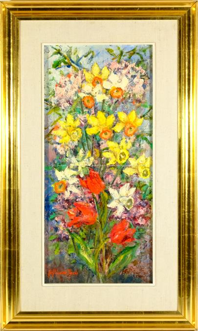 Vlasta Lichtágová - Jarní kytice