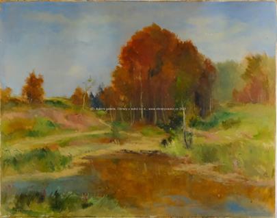 Karel Jan Sigmund - Podzimní háj