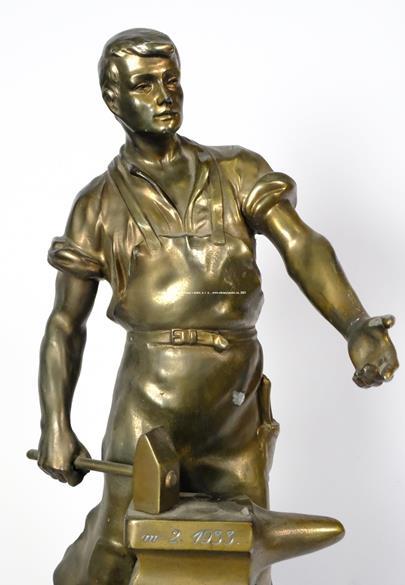 datováno 1933 - Kovář