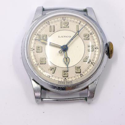 značka Lanco - Náramkové hodinky