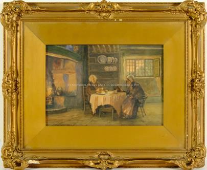 James William Milliken - Rozprava u čaje