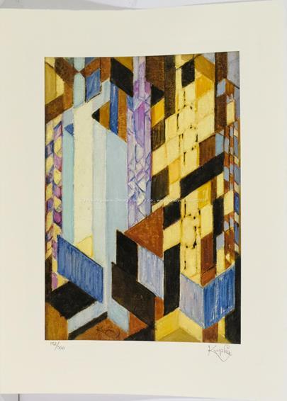 František  Kupka - Vertical and Diagonal Planes