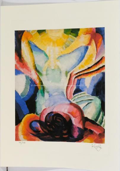 František  Kupka - The Colored One