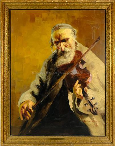 Grzegorz Mendoly - Židovský houslista