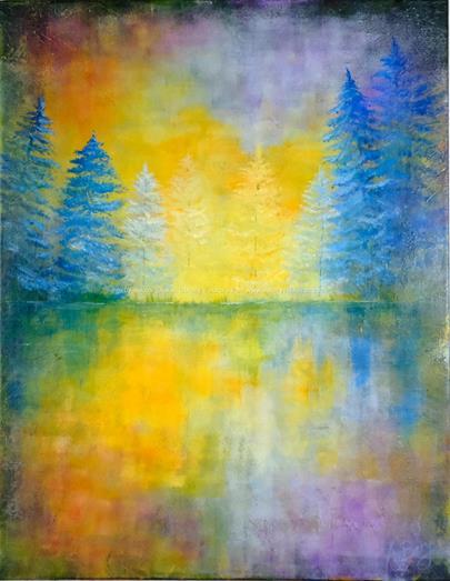 Alena Bery - U nás v lese