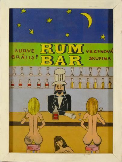 Josef Hlinomaz - Rumové opojení