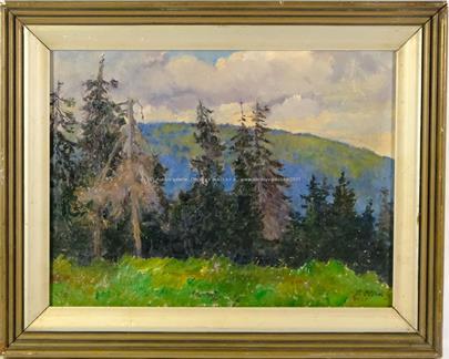František Hladík - Na kraji lesa