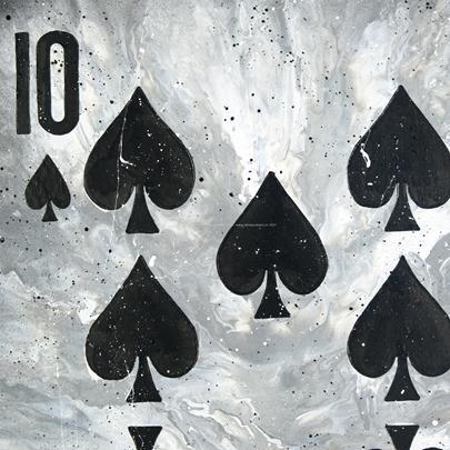 Meon Smells - Royal Flash: Ten of Spades
