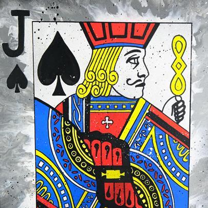 Meon Smells - Royal Flash: Jack of Spades