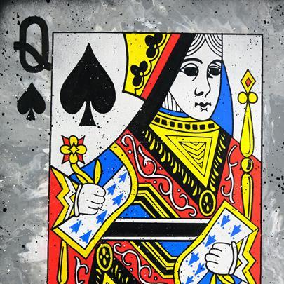 Meon Smells - Royal Flash: Queen of Spades