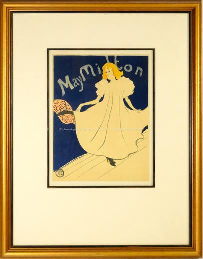 Henri de Toulouse Lautrec - May Milton
