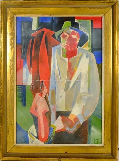 Pravoslav Kotík - Muž v klobouku