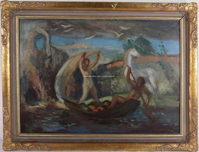 Jakub Obrovský - Voda a vzduch