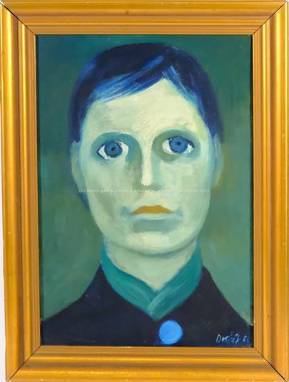 Dvořák - Portrét ženy