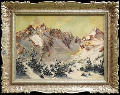 Jozef Kollár - V horách