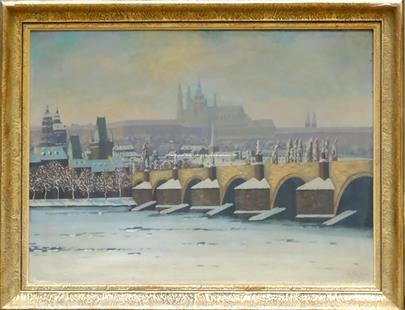 Gustav Reiter - Praha