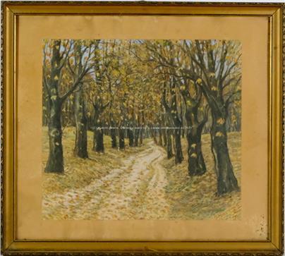 O. Matysek - Cesta mezi stromy