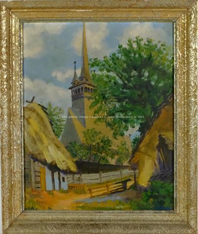 Jelínek - Kostel