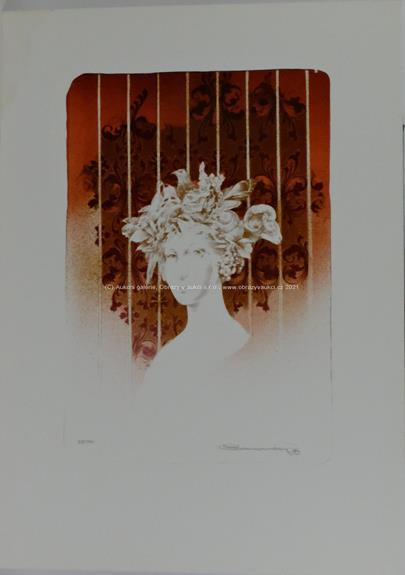 Jan Kristofori - Soubor 3 grafických listů