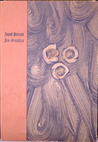 August Potuczek - Ars Graphica. Ten Etchings.