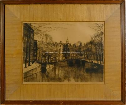 Johannes Josseaud - Amsterdam