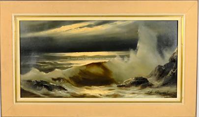 Ch. Végeli - Mořský příboj
