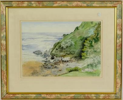 Jessica Harting - Mořské pobřeží