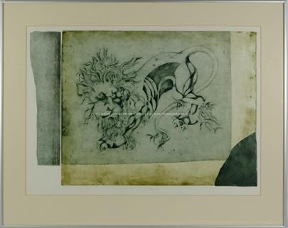 Naděžda Synecká - Podobenství lva
