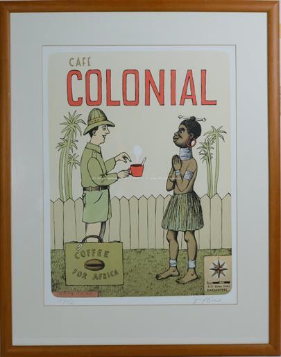 Jiří Slíva - Café Colonial