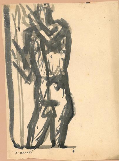 Rudolf Krivoš - Mužská postava
