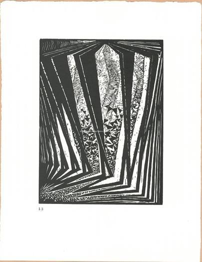 František  Kupka - Quatre Histoires de blanc et noir 13