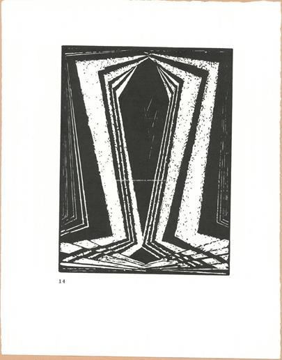 František  Kupka - Quatre Histoires de blanc et noir (14)