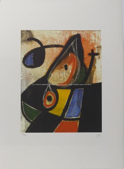Joan Miró - Oči