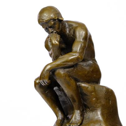 Auguste Rodin - Myslitel