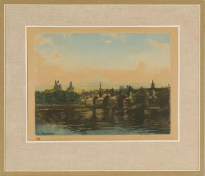 Vladislav Röhling - Karlův most