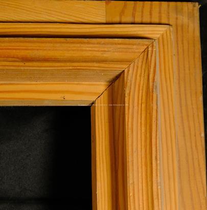.. - Dřevěný rám