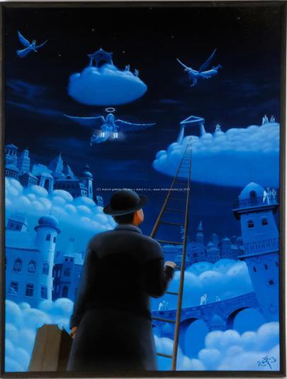 J.S. - Městský člověk před branami svého nebe