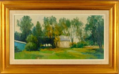 Karel Hodr - Pavilon